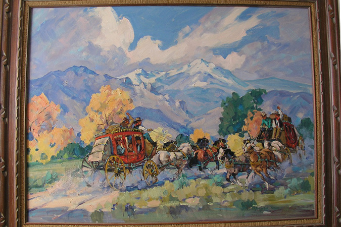 Marjorie Reed Paintings And Artists Information